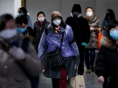 Coronavirus: China declares Wuhan low-risk area