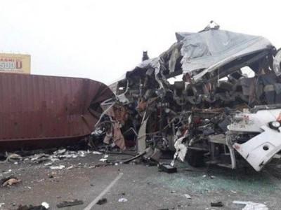 کیرالہ: وزیر اعلیٰ وجین کا سڑک حادثے میں 20 افراد کی موت پر تعزیت کا اظہار