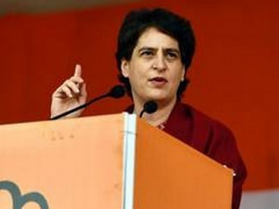 اتر پردیش کے بجٹ میں عوامی مسائل کا حل غائب: پرینکا گاندھی