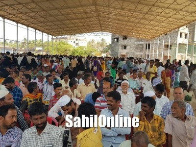 Thousands of Forest land encroachers file repetition letters to Deputy Commissioner in Bhatkal