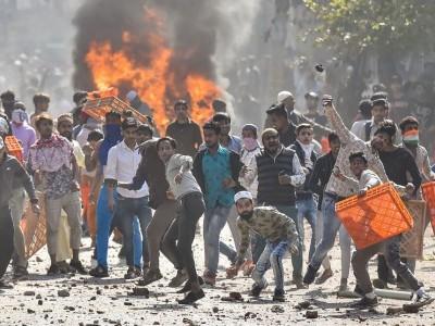 دہلی کے موج پور تشدد میں ایک پولس اہلکار اور فرقان نامی شخص ہلاک