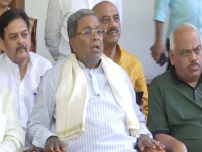 Amit Shah should order police to act in nation's interest, control violence: Siddaramaiah