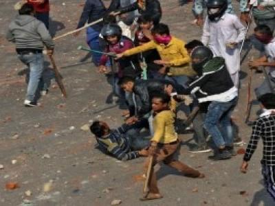 سرکاری سرپرستی میں دہلی تشدد کی نذر، کھلے عام دہشت گردی، 20/ہلاک، زیادہ تر افراد پولیس فائرنگ کا شکار، زائد فورس تعینات ، تشددزدہ علاقوں میں فلیگ مارچ