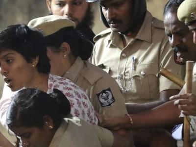 Amulya sent to 10-day police custody
