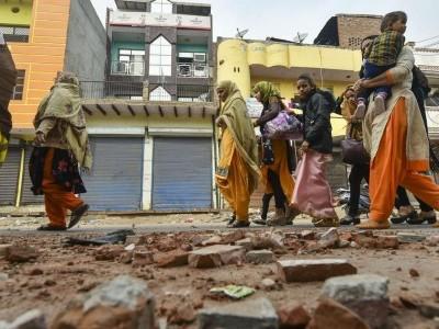 دہلی فسادات پر دہلی پولیس نے درج کئے 123 ایف آئی آر، 630 گرفتار، اب تک 42 افراد کی موت