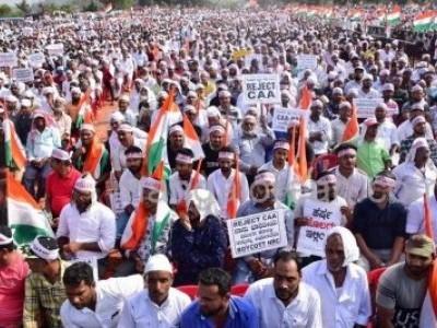 منگلورو میں سیاہ قوانین کے خلاف یکم مارچ کو سمودیدھان سمر رکشنا سمیتی کا احتجاج
