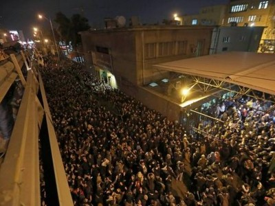 Iran braces for protests after admitting plane shootdown