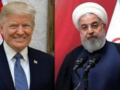 No nuclear weapons and don't kill your protesters, Trump warns Iran