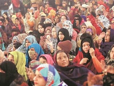 قومی اتحاد، آئین اور مشترکہ تہذیب کی بقا کا پیغام دیتیں شاہین باغ خاتون مظاہرین۔۔۔۔۔از: عابد انور