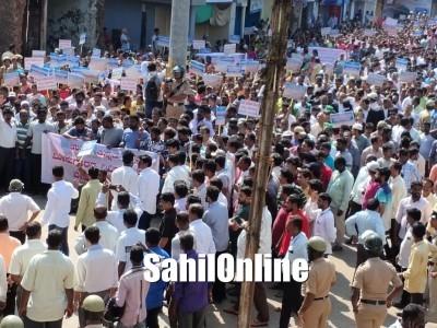 کاروار ساگر مالامنصوبہ: ہائی کورٹ نے دی احتجاجی ماہی گیروں کے لئے عبوری راحت
