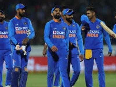 ہندوستان نے آسٹریلیاکو دوسرے میچ میں 36 رنوں شکت دیدی