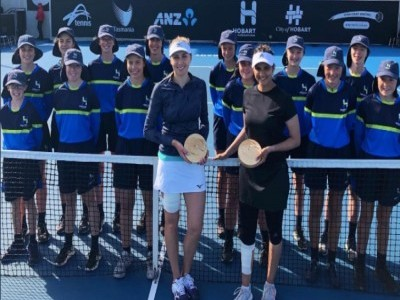 Sania Mirza wins Hobart doubles title in dream comeback