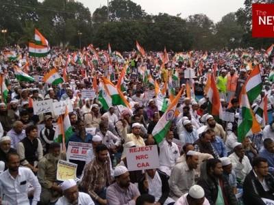 سی اے اے اور این آر سی کی مخالفت میں احتجاجات، بنگلورو، نمبر ایک پر،گلبرگہ دوسرے، منگلورو، تیسرے اور شیموگہ چوتھے مقا م پر