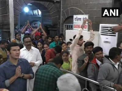 Shirdi bandh: Shops, eateries, local transport shut
