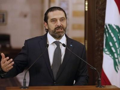 بیروت امن تباہ کرنے کیلئے سیاسی اکھاڑا نہیں بن سکتا: الحریری