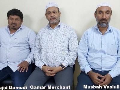 بھٹکل مسلم اسوسی ایشن کے عام انتخابات؛ قمر مرچنٹ صدر اور وصی اللہ مصباح جنرل سکریٹری منتخب