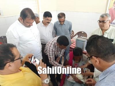 Pulse Polio drive begins in Bhatkal