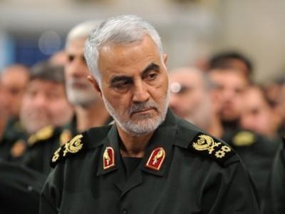 ایرانی جنرل قاسم سلیمانی شام میں شہریوں کے بے دریغ قتل عام میں ملوث تھا: شامی وزیر دفاع کا بیان