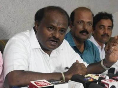 What happened at Mangaluru airport was a farce: Kumaraswamy