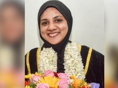 تسلیم بانو، میسور میونسپل کارپوریشن کی پہلی مسلم خاتون میئر