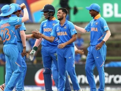 India beat Japan by 10 wickets in U-19 World Cup