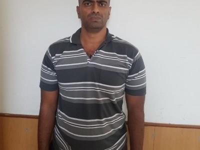 منگلورو ایئر پورٹ بم معاملہ: ملزم نے کی بنگلورو پولیس کے سامنے خود سپردگی