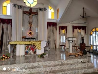 Church vandalised in Bengaluru by miscreants