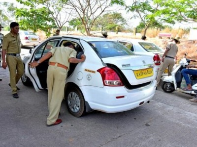 KSRP platoon, CISF staff join cops to strengthen security at Mangalore International Airport