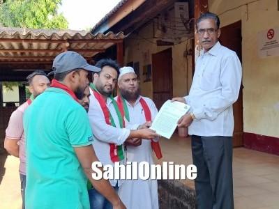 SDPI Bhatkal demands resignation of Home Minister Basavaraj Bommai and seeks fair probe in Mangaluru bomb case