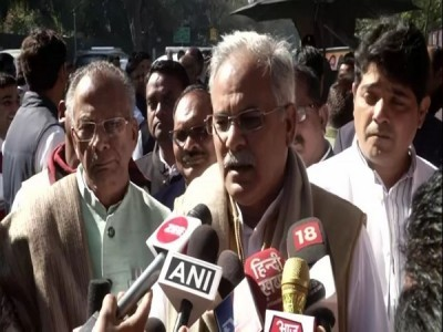 PM Modi and Shah are responsible for the protests, says Bhupesh Baghel