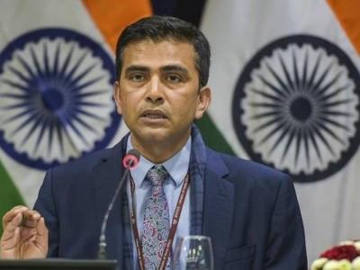 ہندوستان نے ٹرمپ کو پھردیادوٹوک جواب کشمیرمیں کسی تیسرے فریق کے رول کا سوال ہی نہیں