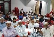 جماعت اسلامی ہند بھٹکل کے زیر اہتمام 'ہندوستان کا بدلتا منظرنامہ اور ہماری ذمہ داری ' کے عنوان پر عوامی اجلاس :مسلمان آزمائش  پر مشتعل نہیں بلکہ چیلنج کے طورپر قبول کریں ؛امیرحلقہ ڈاکٹر سعد بیلگامی