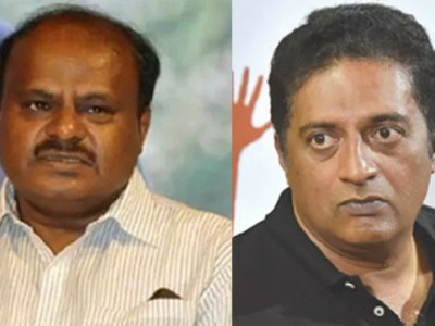 HD Kumaraswamy, Actor Prakash Raj, 13 others receive death threat letter, probe underway