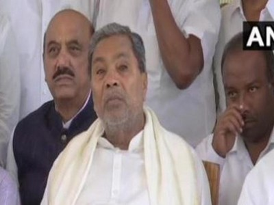 Former K'taka CM demands serious action on threat letter