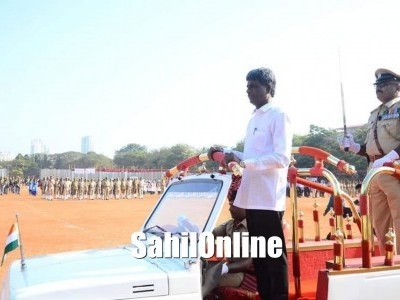 71st Republic Day celebration at Dakshina Kannada