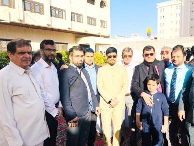 سعودی عربیہ کے جدہ میں بھی منایا گیا یوم جمہوریہ کا جشن؛ بھٹکل کمیونٹی کے ذمہ داران کی کونسل جنرل سے ملاقات