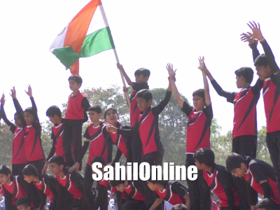 Cultural programmes add colour to Republic Day celebrations in Bhatkal