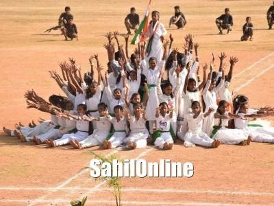 Dharwad: Colourful Celebrations Mark Republic Day