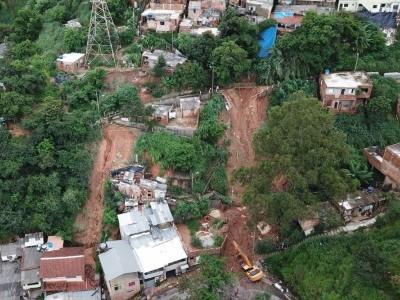 برازیل میں موسلادھار بارش سے 30 افراد ہلاک، 17 لاپتہ