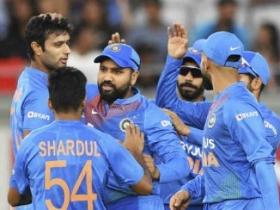 India beats New Zealand in 2nd T20, leads 5-match series