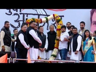Modi govt destroyed India's image, deterred investors: Rahul
