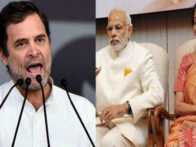 PM, FM have absolutely no idea what to do next on economy: Rahul Gandhi