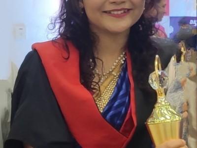سرسی کی ڈاکٹر مبارک النساء تونسے نے حاصل کی کینسر کے علاج میں سوپر اسپیشالٹی کی ڈگری