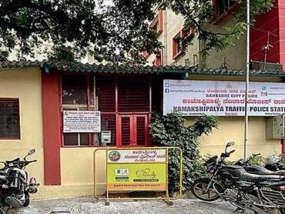 ಬೆಂಗಳೂರಿನ 20 ಪೊಲೀಸ್ ಠಾಣೆ ಸೀಲ್ ಡೌನ್:  400 ಪೊಲೀಸರಿಗೆ ಸೋಂಕು