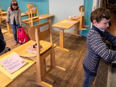 کرونا وائرس: امریکہ میں اسکول کھولنے کی تیاریاں