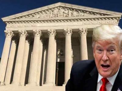 ٹرمپ کے مالیاتی ریکارڈ کا انکشاف کیا جا سکتا ہے: امریکی سپریم کورٹ