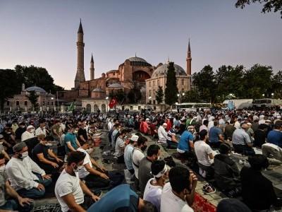 ترکی: صوفیا میں 24 جولائی سے باجماعت نماز ہوگی