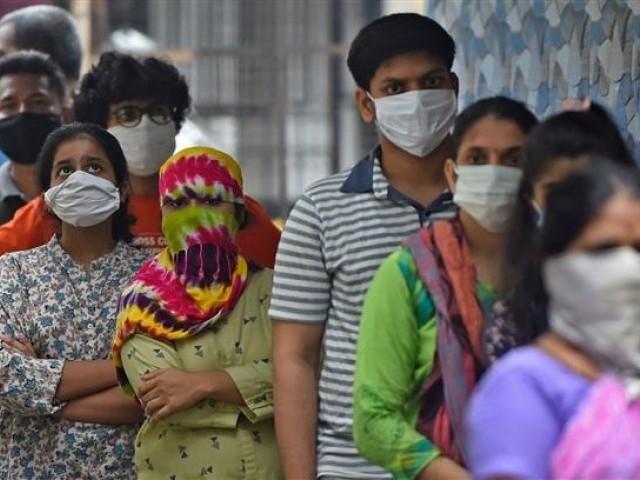 کورونا ہندوستان کو تباہ کرنے کے درپے، ریکارڈ 27 ہزار نئے کیسز درج، مزید 519 ہلاکتیں