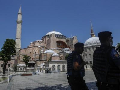 ترکی: تاریخی 'آیا صوفیہ میوزیم' کو دوبارہ سے مسجد بنایا جائے: عدالتی فیصلہ