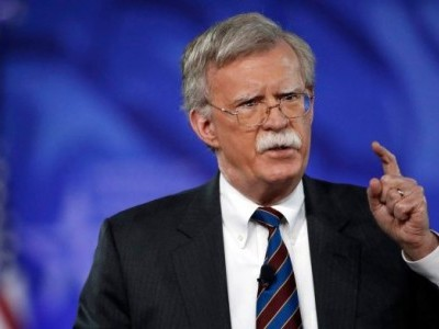 No guarantee Trump will back India against China if tensions escalate: Former US NSA John Bolton
